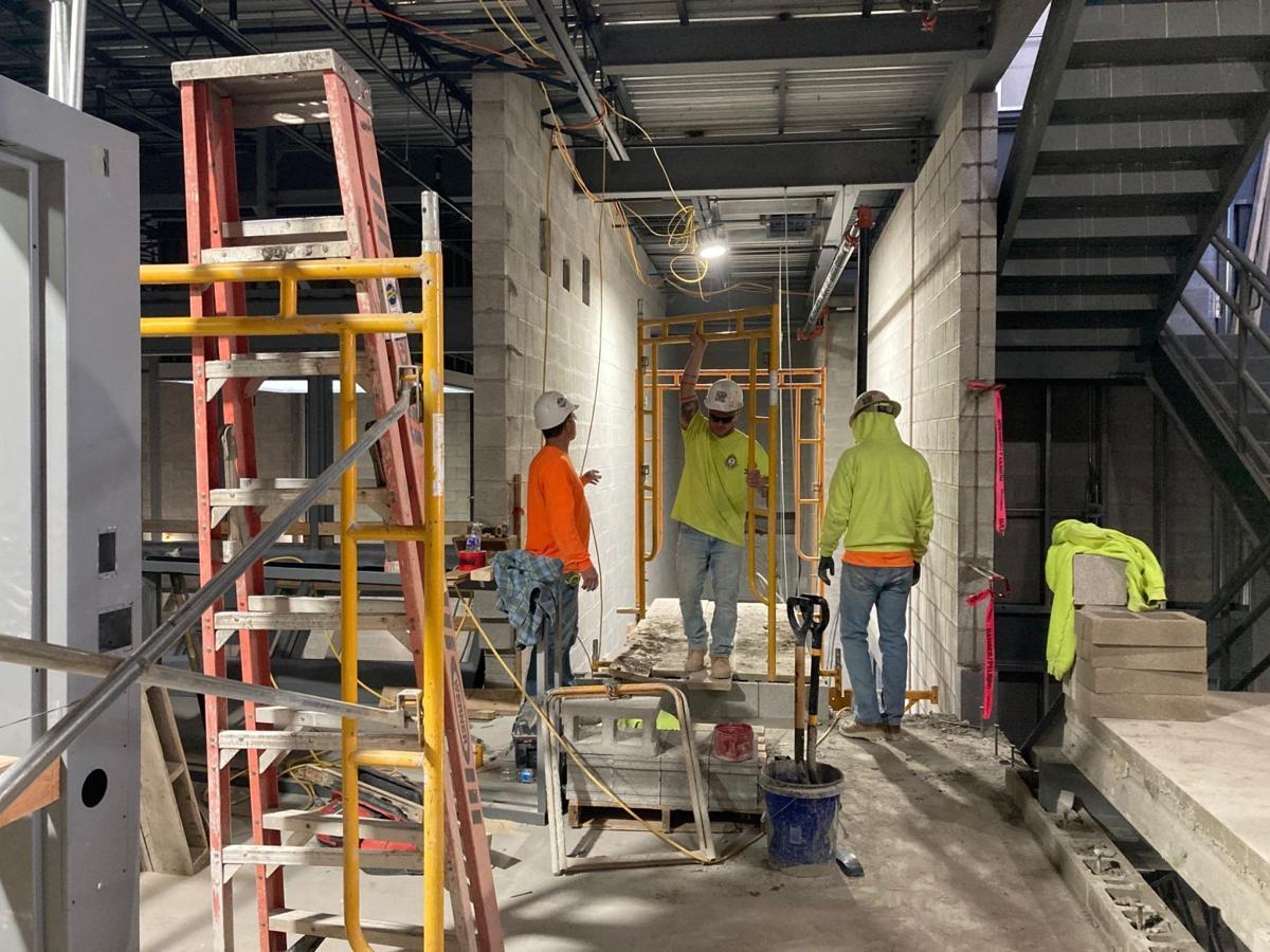 Huntington County Jail Expansion
