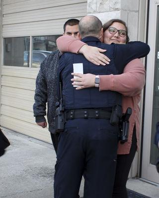 Huntington Police support 'Team Mikayla'