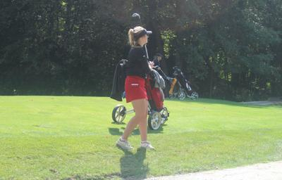 Alex Hoch Vikings Golf