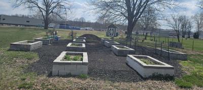 Community garden prep