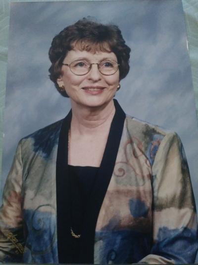 Marilyn Mae Smith (Braman) Morris