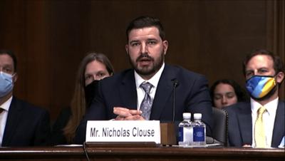 Nick Clouse Testimony