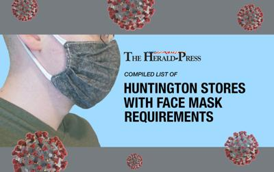 List of local stores implementing mask mandates