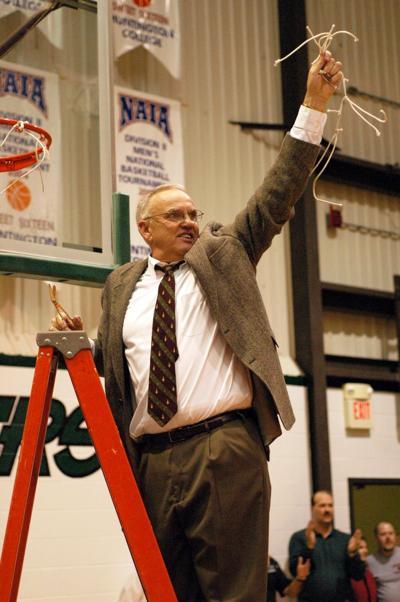 Coach Steve Platt