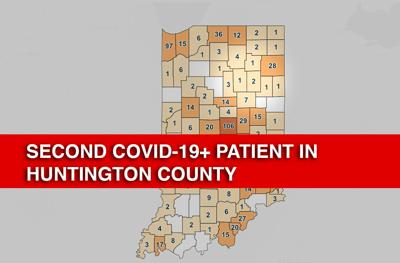 ISDH confirms second COVID-19 case in Huntington County