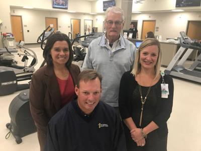 First Federal, Zahn family support local health