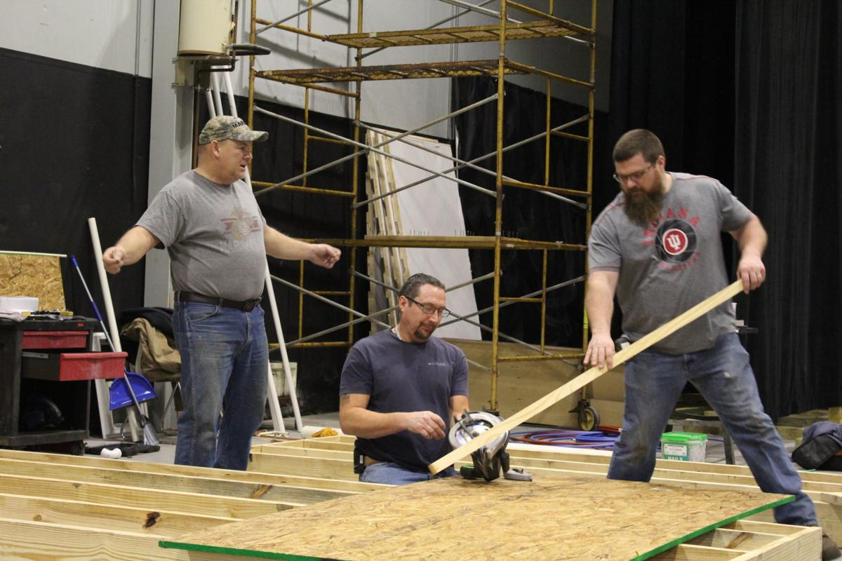 Tradesmen teach building skills in 'Adulting 101'