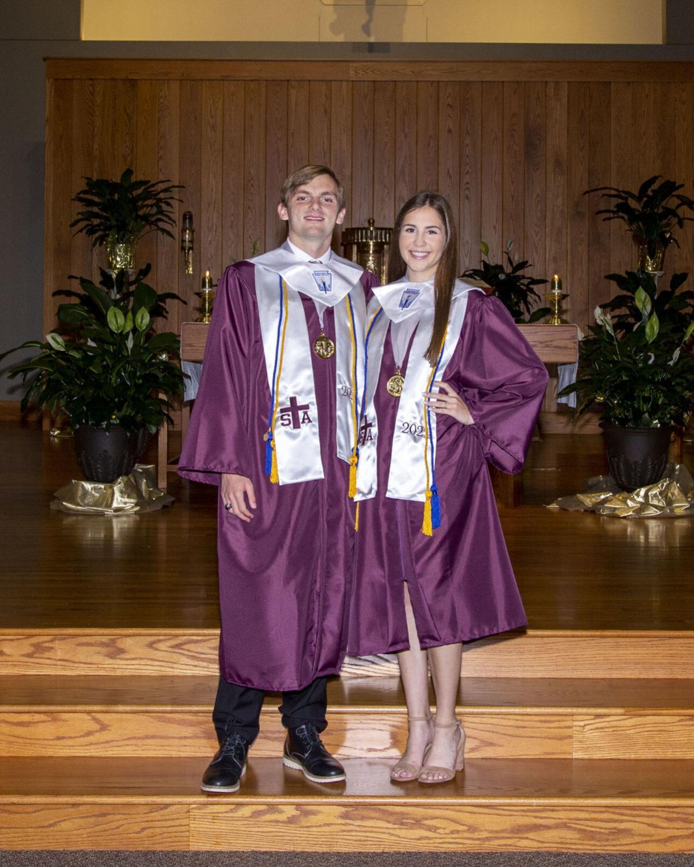 St. Thomas honors top students