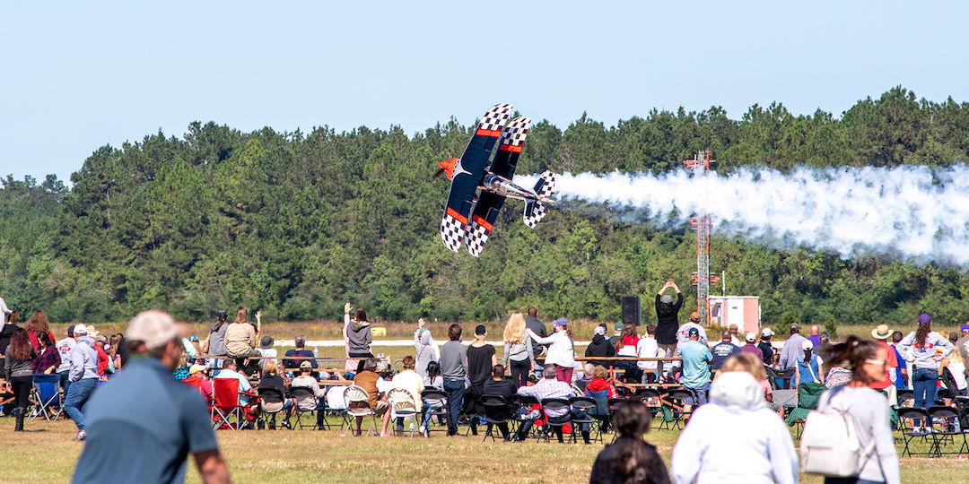 Airshow tickets will be honored in 2021
