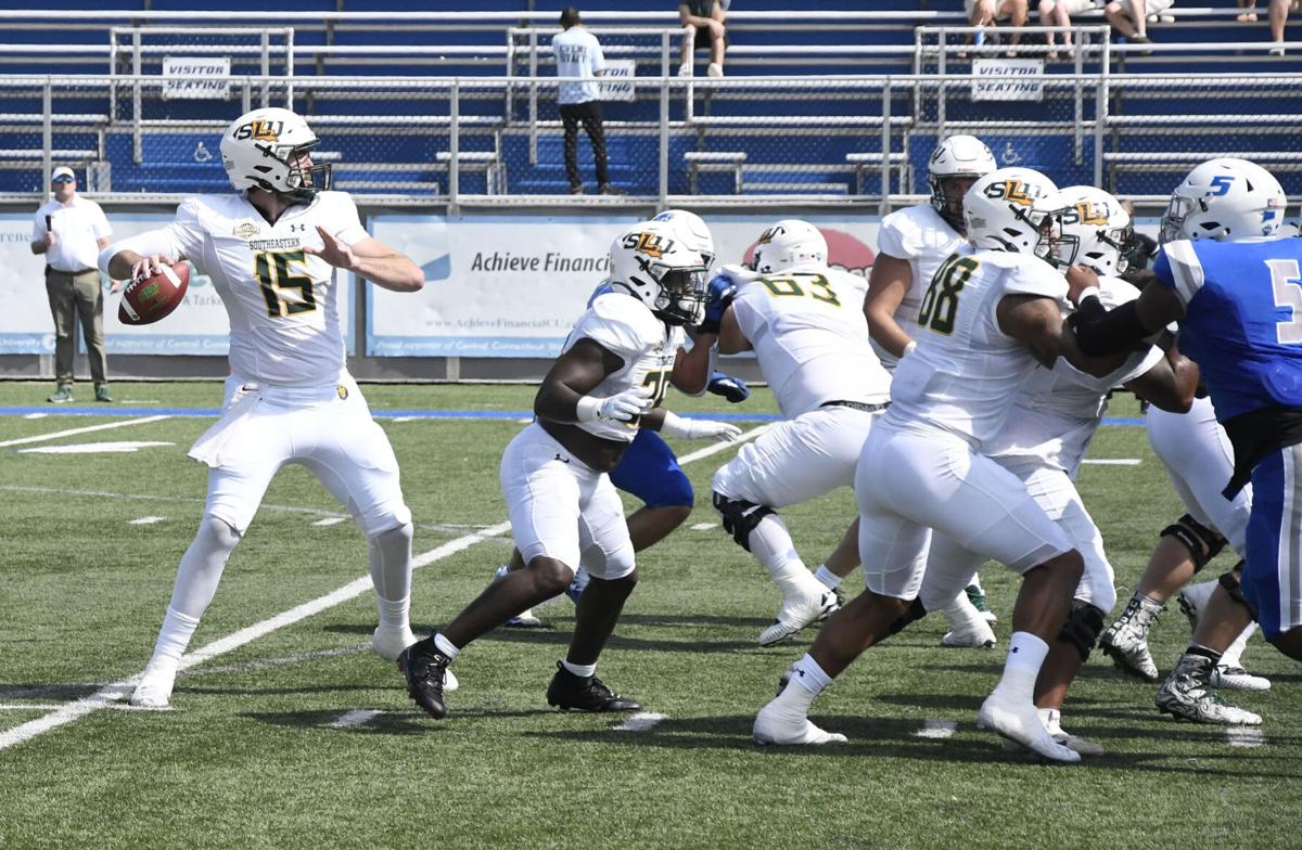 Southeastern ranked No. 15 in Stats Perform, Coaches' polls
