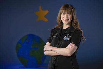Southeastern has alumna in space