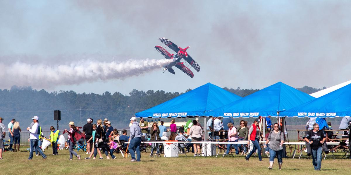 Airshow tickets good for new date