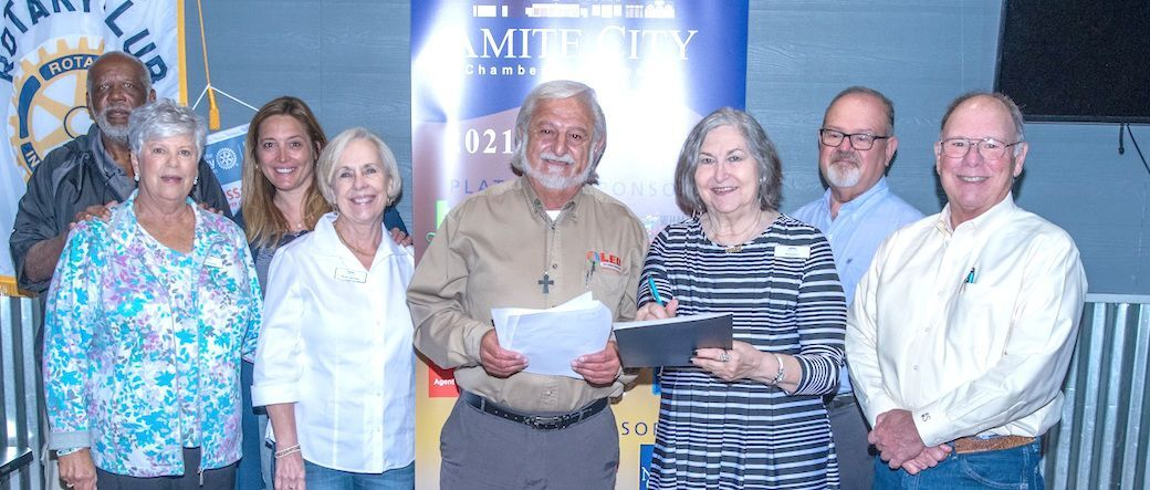 Amite chamber's biggest project touts town
