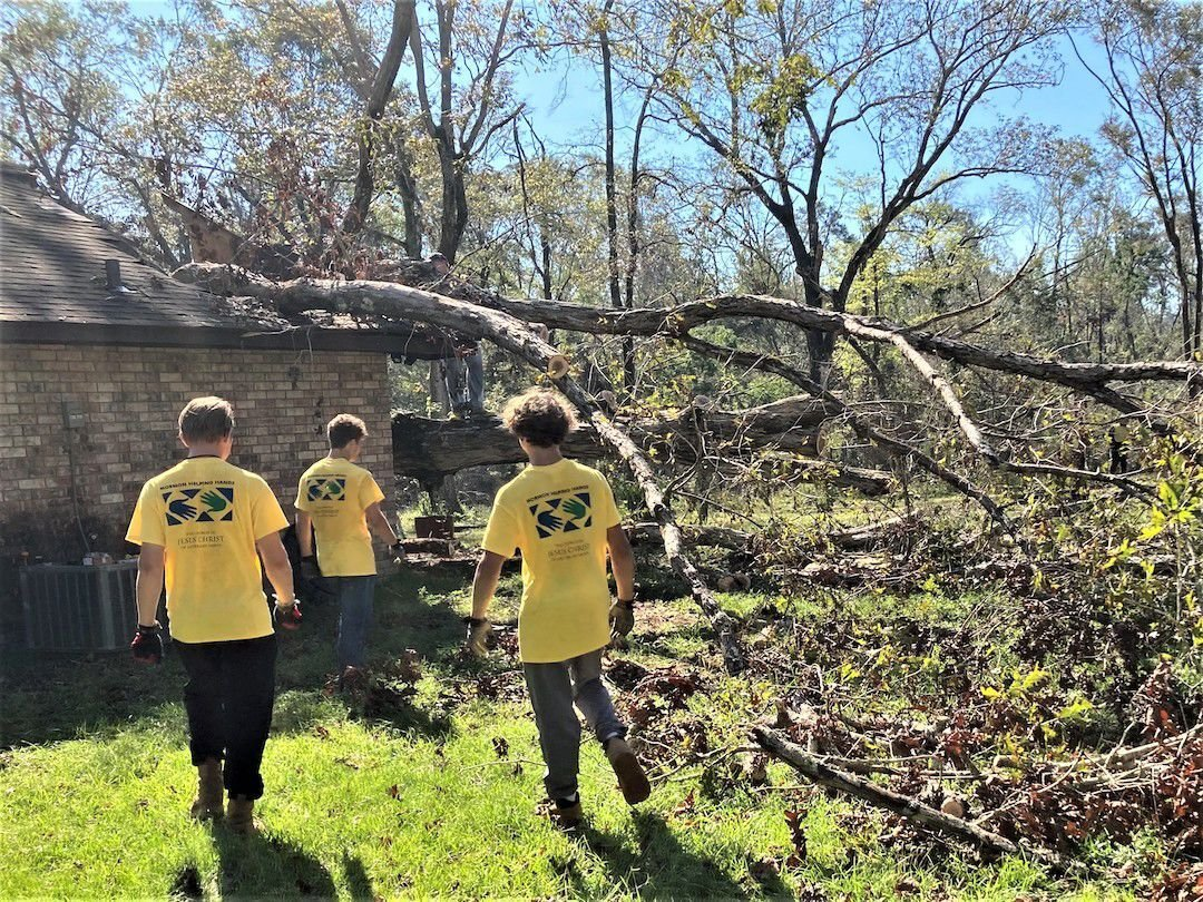 Helping Hands concludes five-week cleanup