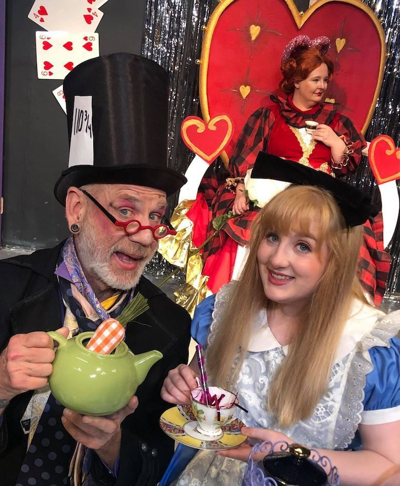 Mad Hatter Tea Party at Swamplight Theatre