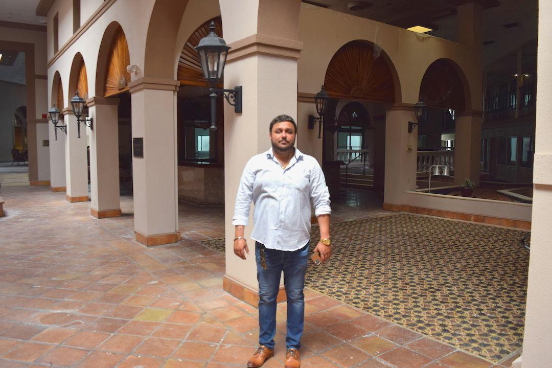 Grand Hammond hotel gets new life