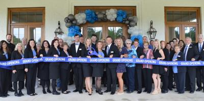 Funeral home celebrates new location