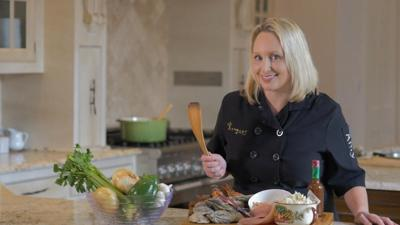 'Wizard of Roux' shows how to make gumbo
