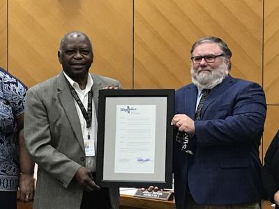 Tangipahoa library turns 75