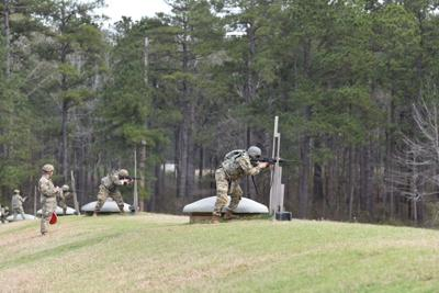 Top soldiers compete in Best Warrior events
