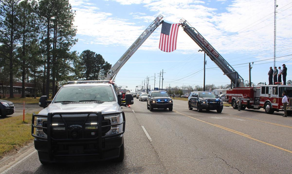 Beloved Fire Chief Cutrer dies