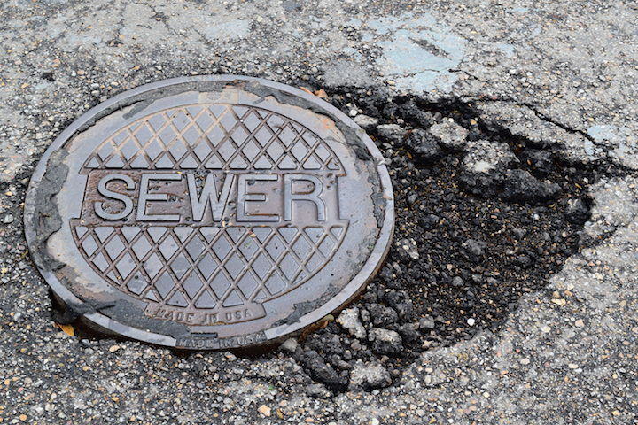 Sewer investment coming down the pipeline
