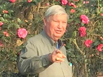 Camellia expert finds rare bush on local property