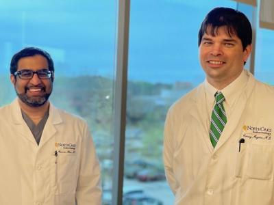 North Oaks endocrinologists present COVID-related abstract