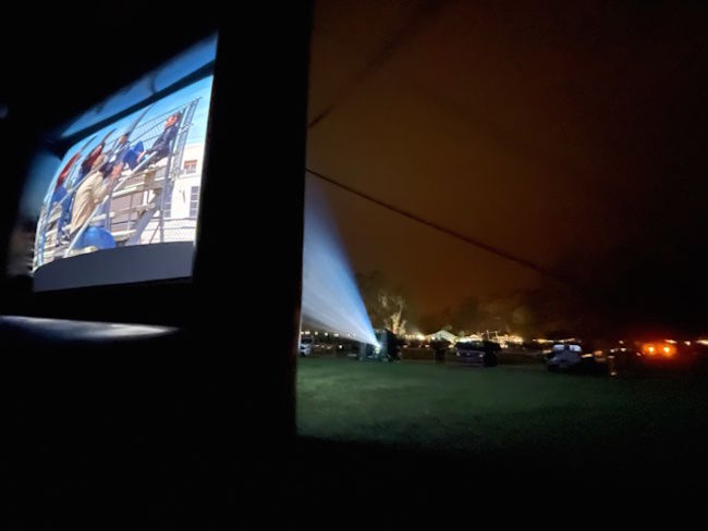 Schneider opens Star n' Cars Drive-in movies