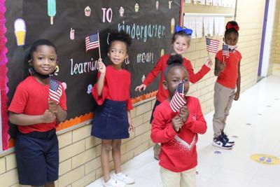 In celebration of patriotism