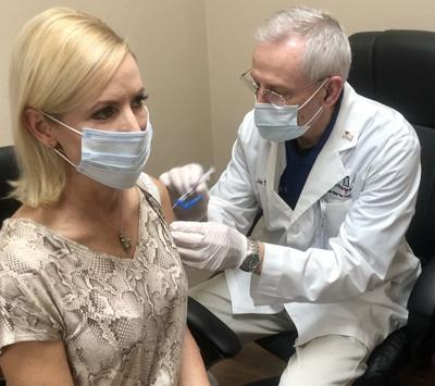 Vaccine waiting list grows