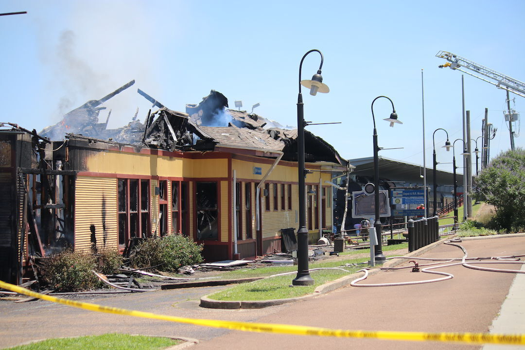 McComb museum supporters vow to rebuild
