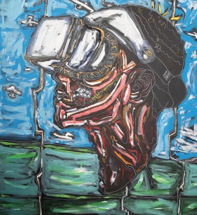 Contemporary Gallery exhibits works of John Isiah Walton