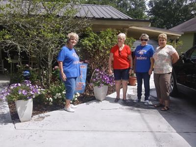 Gardenettes honor Betty Jordan