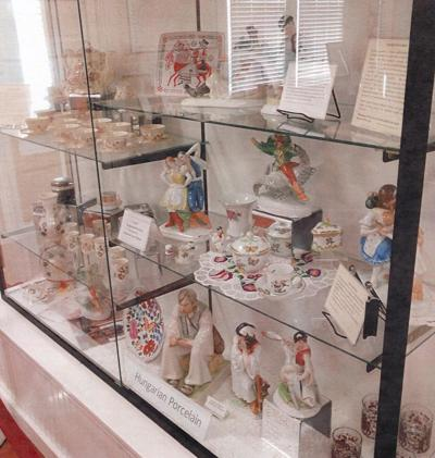 Staycation: Hungarian porcelain at museum