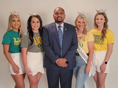 Five from compete for Miss Louisiana