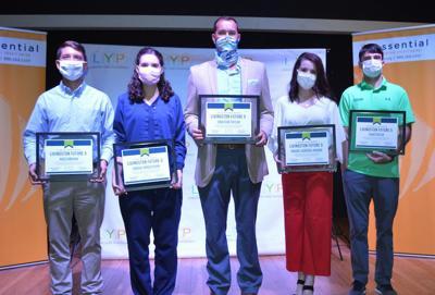Livingston chamber honors future five