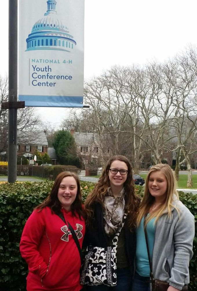 Local 4-H'ers represent West Virginia 4-H at National Youth Summit on Agri-Science