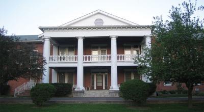 WVSDB Administration Building