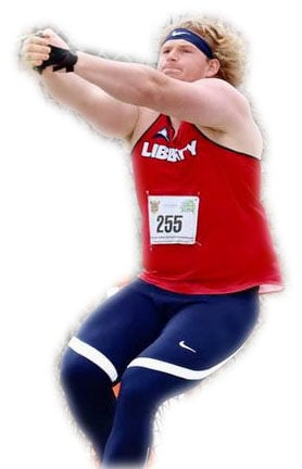 John Hicks Liberty Hammer throw