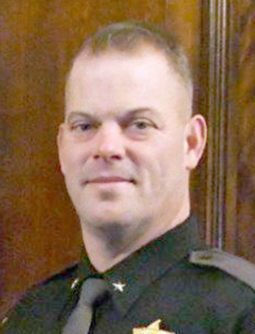 Sheriff John Alkire