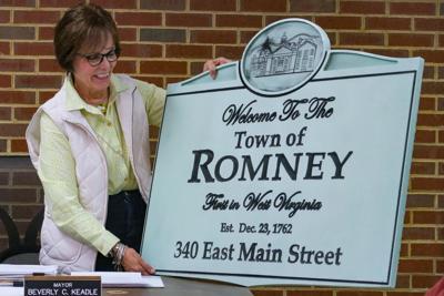 Romney Town Hall