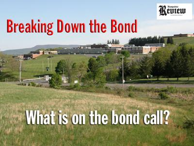 What's on the bond call 2020