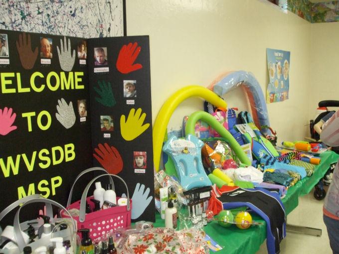 4-H group donates to students at WVSDB