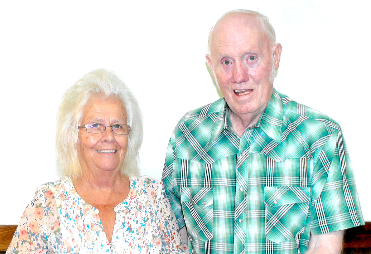 James and Shirley Burkett of Points