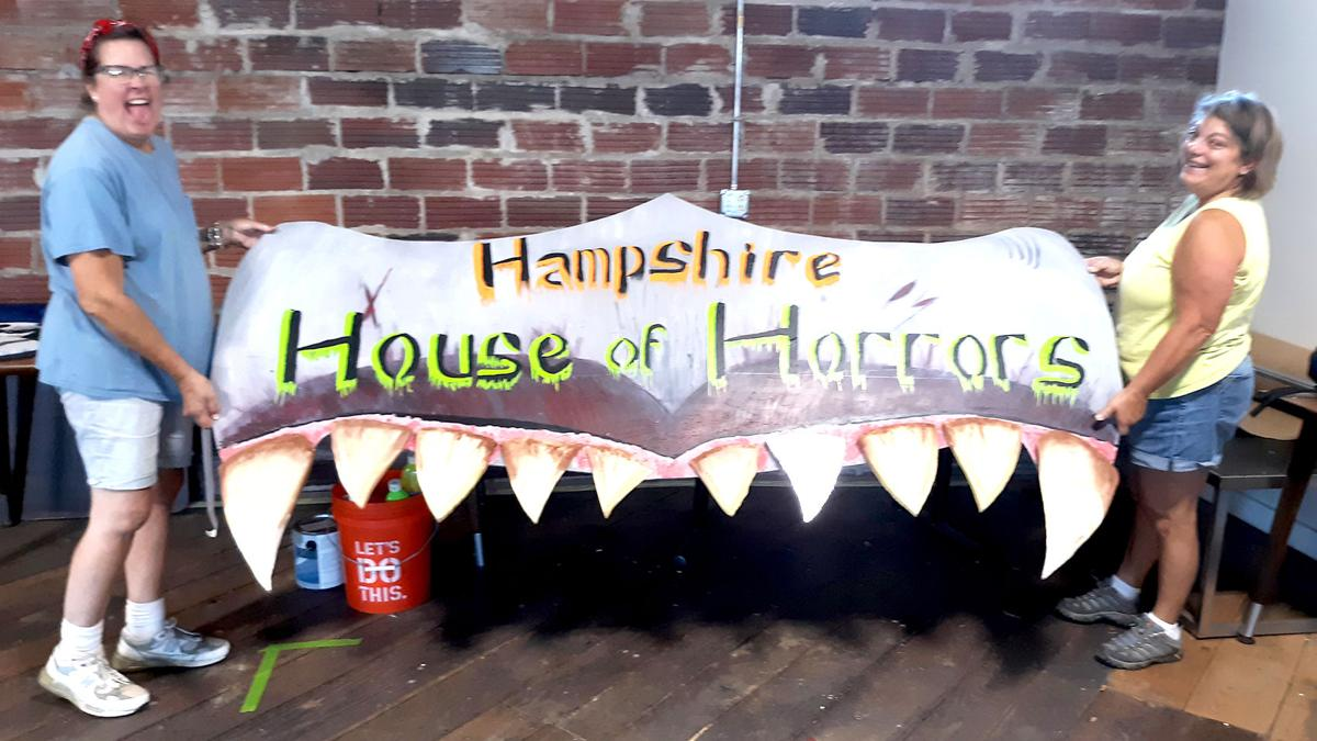 Hampshire House of Horrors