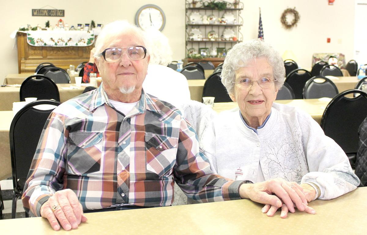 George and Thelma Beam