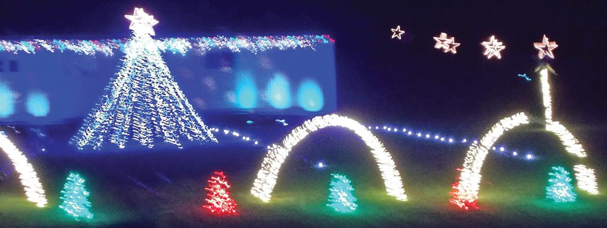 Christmas Festival of Lights Fund Drive