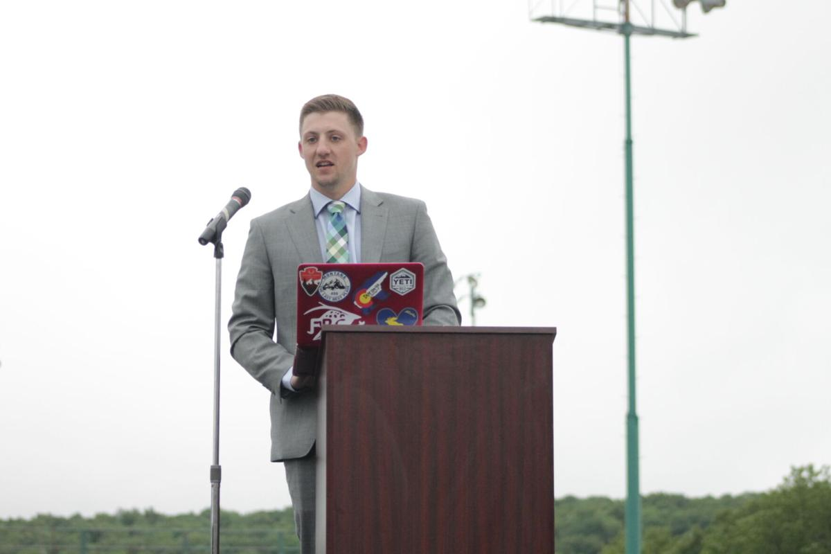 Grad 2021: Evan Staley