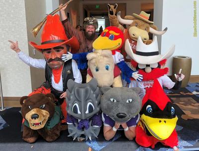 Big 12 Mascots